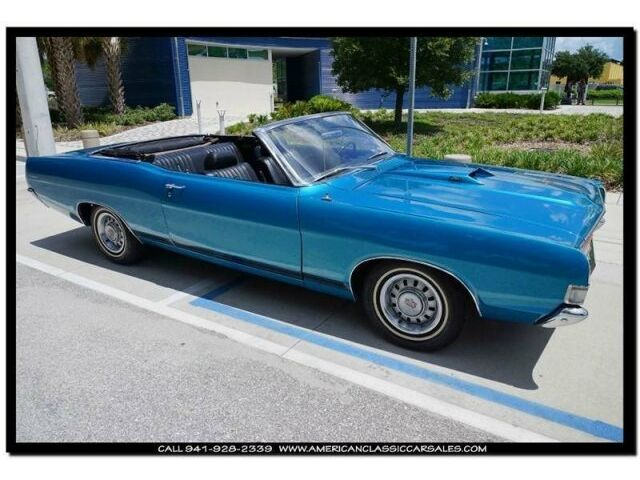 Ford : Torino GT CLEAN Straight '69 Torino Real GT Convertible. 390 Automatic New Top PRETTY CAR!