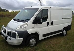 2009 Fiat Ducato Series II JTD Low Roof MWB White 6 Speed Manual Van Stapylton Gold Coast North Preview