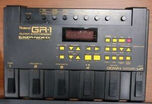 Roland guitar synth & pickup - 80's anyone? :)