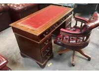 Chesterfield captains chair Desk