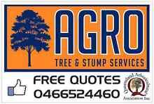 Agro Tree & Stump Services Brisbane City Brisbane North West Preview