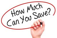 Want to save 350-3400$ on your home service bills?