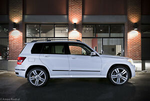 2011 Mercedes-Benz GLK-Class GLK350 Sedan