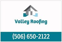 Valley Roofing  - Emergency service available