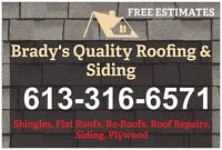 BOOK YOUR NEW ROOF TODAY!!!!