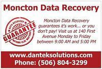 Moncton Data Recovery: Professional, Local & Affordable!