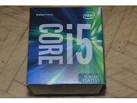 Intel Core i5 6500 Skylake Desktop Processor - CPU Socket 1151