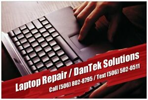 Professional Laptop & MAC Repair - DanTek Solutions