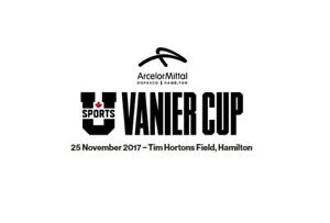 Vanier Cup - Nov. 25 - 4 tickets