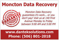 Moncton Data Recovery: Local, Professional & Affordable!