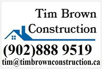 Decks, Construction Renovations and General Contracting
