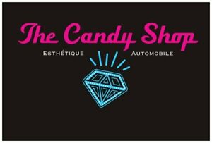 Esthétique Automobile -  Mobile - The Candy Shop