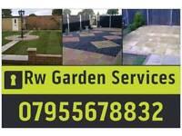 Rw garden services