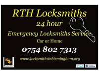 24 Hour Emergency Locksmith (NO CALL OUT OR ANY HIDDEN CHARGES)