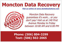 Moncton Data Recovery: Local, Professional & Affordable