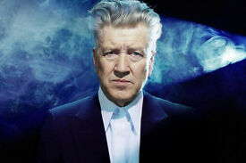 """David Lynch"" London Film Festival Ticket Sun 9th OCT"