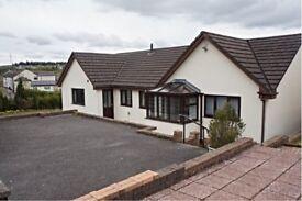 Large Detached Bungalow. Beaufort, Ebbw Vale, Gwent