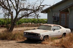 WILL PAY CASH> 1970,1971,1972 PLYMOUTH DUSTER. KNOW SOMEONE?