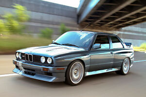 I am looking to buy a BMW E30