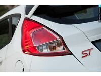 Ford Fiesta ST Tailights