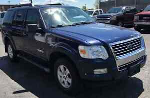 2007 Ford Explorer SUV, Crossover