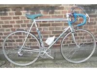 Racing bike KOGA-MIYATA frame size 23inch, MAVIC, SHIMANO 600 Arabesca -14 speed serviced WARRANTY