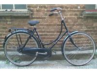 Vintage ladies Omabike Omafiets dutch bike BATAVUS Old Dutch - 1 speed size 21in - Welcome for ride