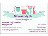 Clean & Tidy Co.