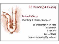 BR Plumbing & Heating