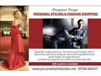 PERSONAL STYLIST & PERSONAL FASHION SHOPPER in London, VISIT OUR WEBSITE & BOOK YOUR XMAS SESSION