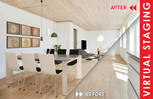 Home Staging | Virtual Staging | Real Estate Photography
