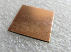 1x-THERMAL-COPPER-SHIM-FOR-DELL-XPS-M1530-GPU-TO-RESOLVE-OVERHEAT-ISSUE-0-5MM