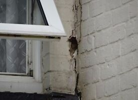 PROPERTY WANTED FAILED A SURVEY OR STRUCTURAL PROBLEMS