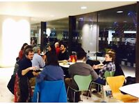 Free Conversation Exchange - French and English - Central London 6 pm