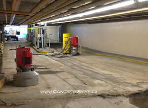 Concrete Shot Blasting, Traffic Deck Topping, Epoxy Coating Cornwall Ontario image 5