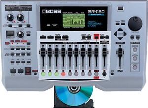 enregistreur studio Boss -1180cd