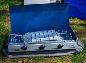 Campingaz cooker (used once)