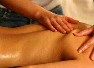 Relaxing with the best Thai massage in town