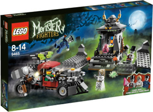 Wanted: Monster Fighter Lego Set