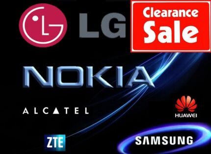 SAMSUNG HUAWEI LG ALCATEL ZTE NOKIA FROM $35 O Castle Hill The Hills District Preview