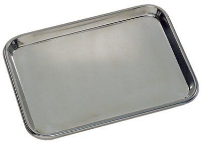 Grafco 3264 Flat Type Instrument Tray Stainless Steel 19 X 12-12 X 58