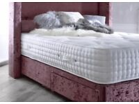 Double mattress 3000 spring new