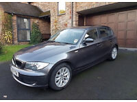 The car drives absolutely great BMW 120