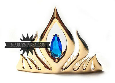 FROZEN COURONNE D'ELSA AVEC Tiare olaf sven disney anna crown cosplay costume](Sven Frozen Costume)