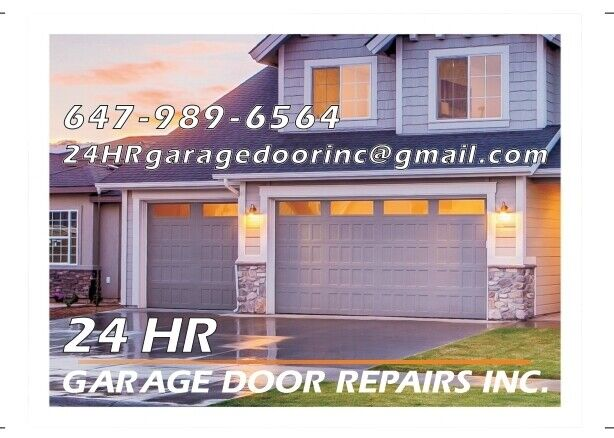 24 7 Garage Door Service And Repair Garage Door