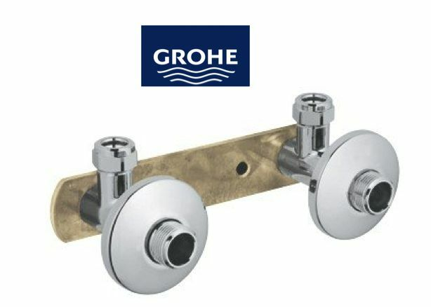 Grohe 18153 GENUINE EASY FIX BRACKET FOR THERMOSTATIC SHOWER VALVES