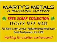 ♻FREE Scrap Metal Collection♻FREE Rubbish/Wates Clearance Quotes