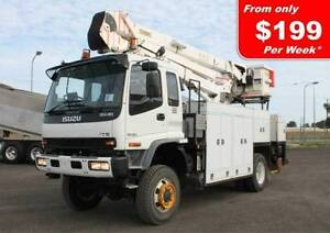 Isuzu FTS750 CAB CHASSES 4x4 Cab chassis Burton Salisbury Area Preview