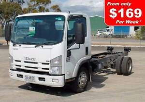 Isuzu NPR300 CAB CHASSIS Cab chassis Burton Salisbury Area Preview