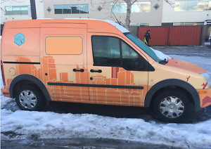 2011 Ford Transit Connect Minivan, Van